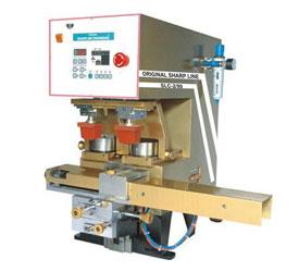 Pad Printing Machines Double Color Sharpline Engineers Delhi